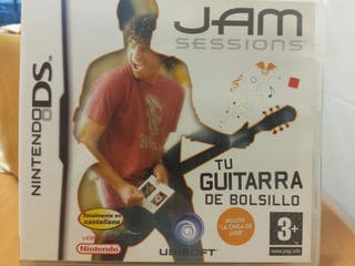 Juego Nintendo DS Jam Sessions.