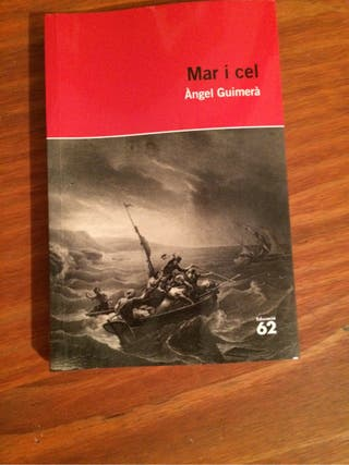 Libro en valenciano : Mar i Cel de Ángel Gimera
