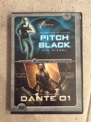 PITCH BLACK - DANTE 01 2DVD