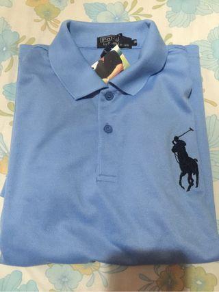 Polo by Ralph Lauren Slim fit talla M azul