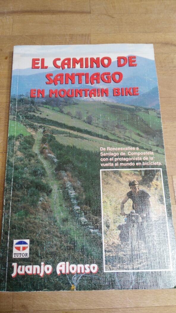 DOS LIBROS DEL CAMINO DE SANTIAGO