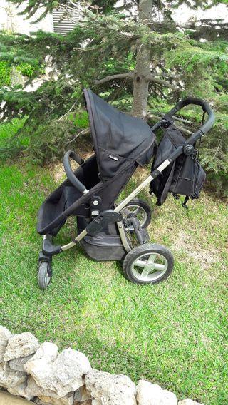Cochecito de bebé y silla de paseo