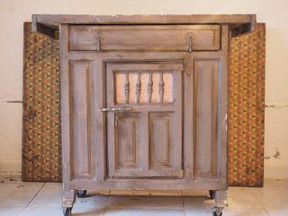 Mueble Restaurado Retro Ideal Decoracion Y Tiendas