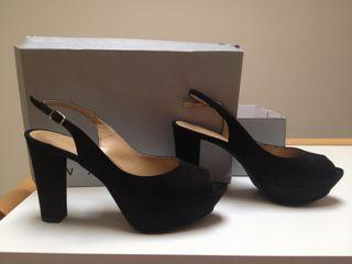 Zapato Negro 39