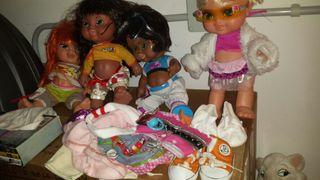 Muñecos lote