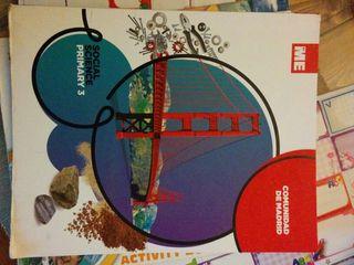 Libro social comunida Madrid 3° primaria Macmillan