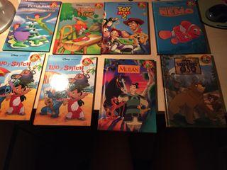 18 cuentos de la Colección Disney