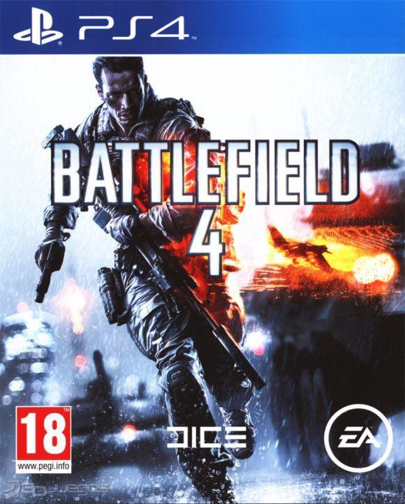 Battelfield 4 ps4