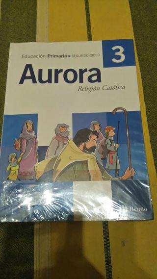 Libro de religión tercero de primaria