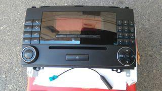 Radiocasete 2 din original mercedes