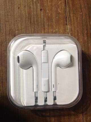 Auriculares Earpods tipo Apple
