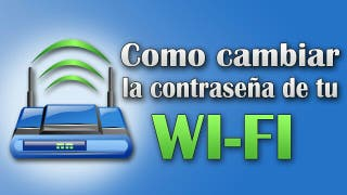 Cambiar clave wifi