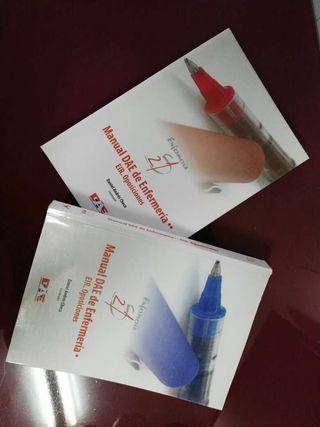 Libros manual EIR/ oposición Enfermeria