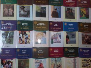 Colección libros