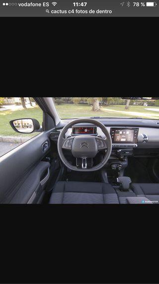 Cactus automático diésel del año 2015
