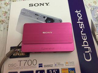 Cámara Sony Cybershot T700
