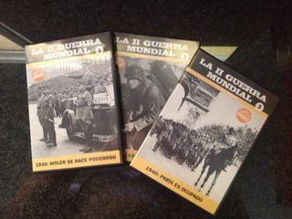 Dvd's La Segunda Guerra Mundial