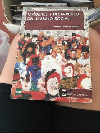 Trabajo social 1 Uned