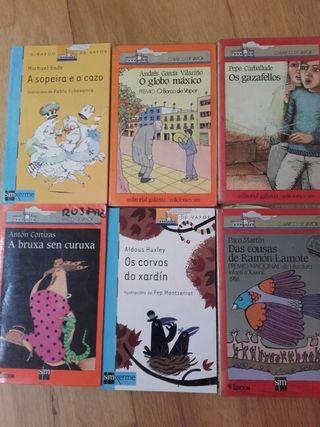 Libros Galego