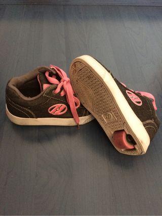Zapatillas con Ruedas