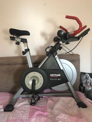 Bicicleta Kettler Alemana de spining
