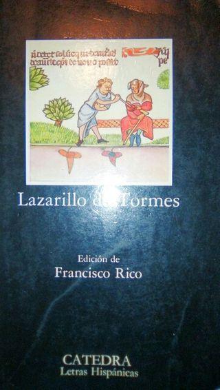 LAZARILLO DE TORMES (5ª ED.) (En papel)