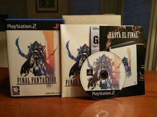 Final Fantasy XII (Ps2 Playstation 2)