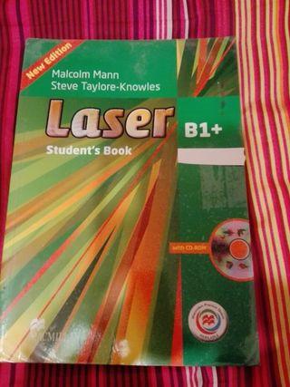 Libro ingles macmillan laser B1+ ISBN9780230470682