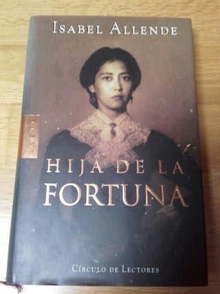 Libro la hija de la fortuna