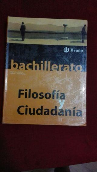 LIBRO FILOSOFÍA Y CIUDADANÍA 1° BTO