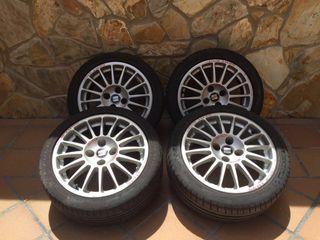 "Llantas OZ Seat Sport 16"" 4 tornillos"
