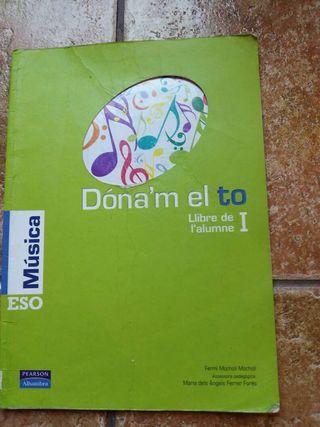 Libre ESO musica