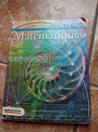 Matematiques con DVD