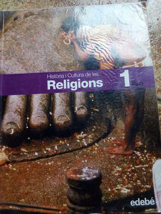 1r ESO religions