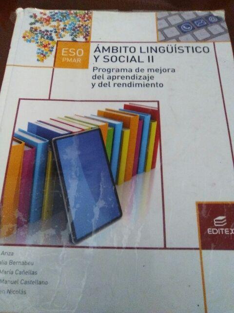 Libro de ESO PMA ambito científico y matematico   