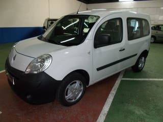 Renault Kangoo diesel del año 2010