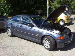 Bmw 318i 118 cv gasolina todas las extras año 1999