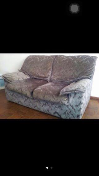 Conjunto 2 sofás