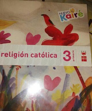 #OPERACIONCOLE 3 ed primaria Religión