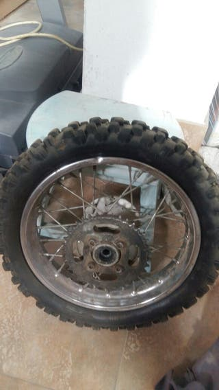 Neumático de pitbike Rav