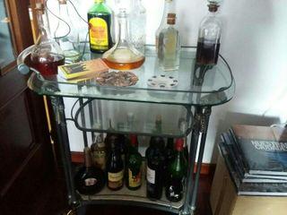 Carrito de bebidas