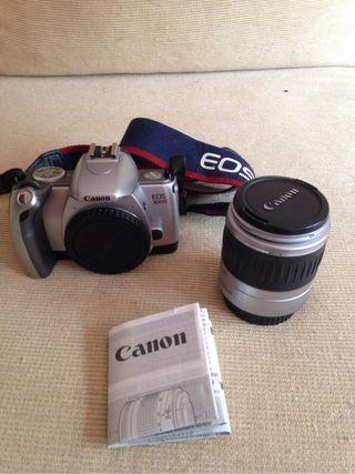 Canon EOS 300 analógica