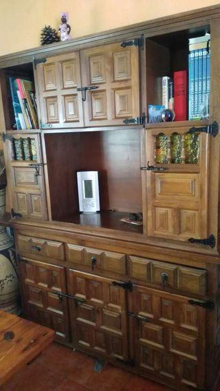 Muebles estilo castellano