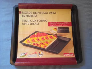 Molde universal para horno - ajustable