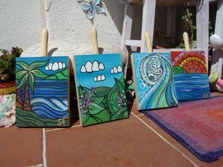 Pintura unica paintings arte