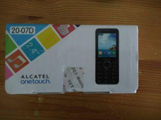Alcatel 20-07D dual sim