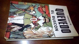 Libro EL BUSCÓN - Francisco de Quevedo