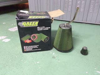 Filtro de aire green 406 coupe
