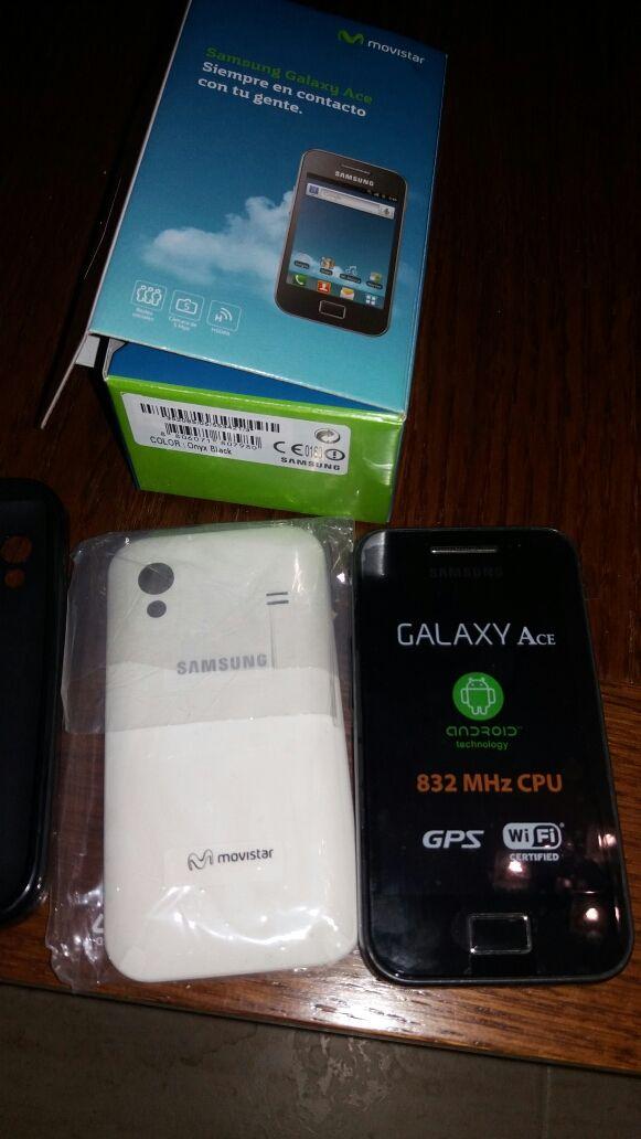 Móvil Samsung Galaxy Ace