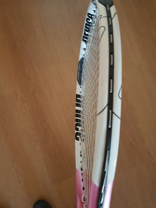 raqueta tennis mujer